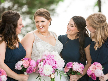 How To Be An Amazing Bridesmaid and Not Go Broke
