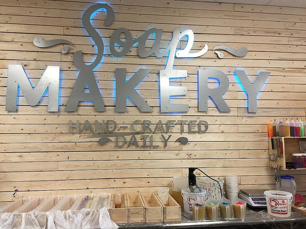 Buff City Soap - Soap Makery