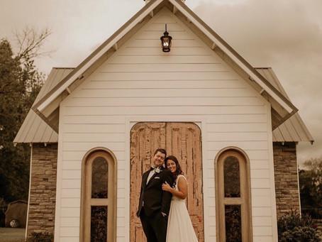 Marian + Steven - Steel Magnolia Barn / Boho Nashville Wedding