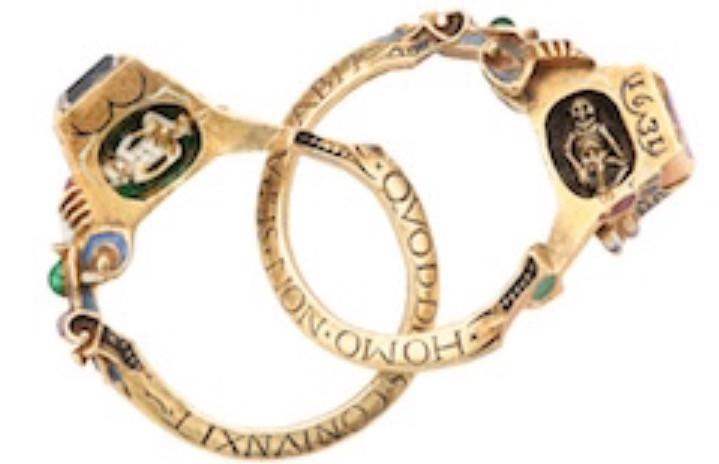 Gimmel Ring