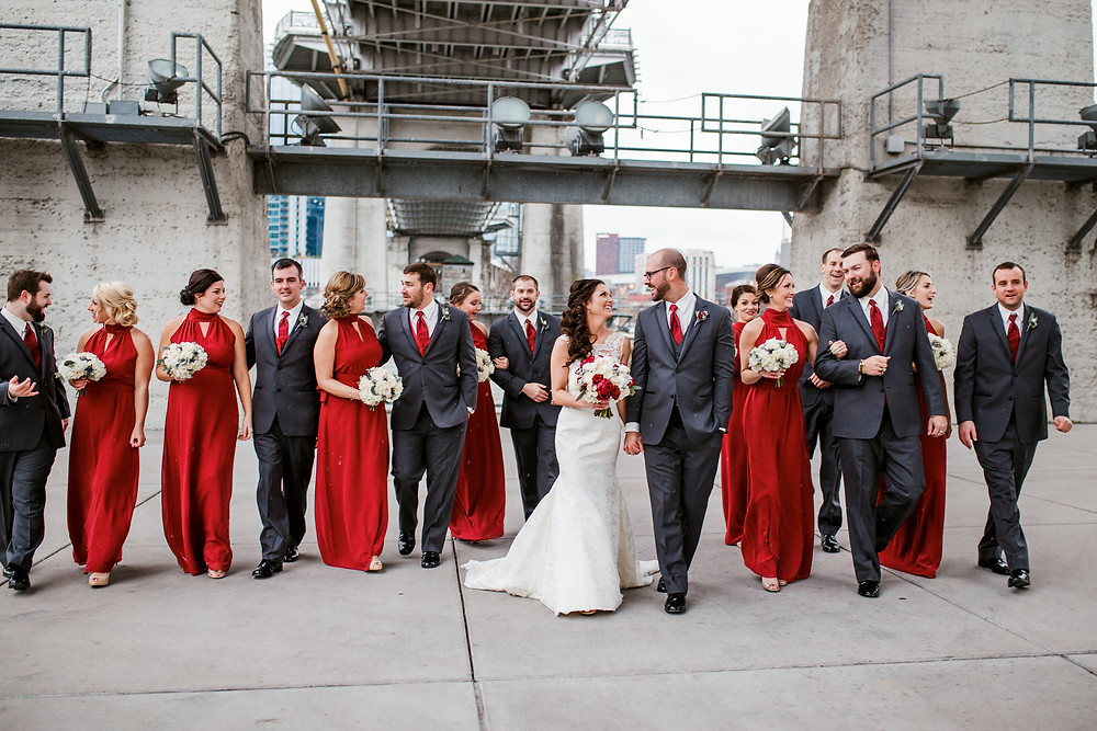 John Myers Photography - Houston Station - Nashville Wedding Planner