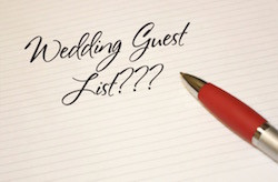 Top 20 Tips to Cutting Your Guest List