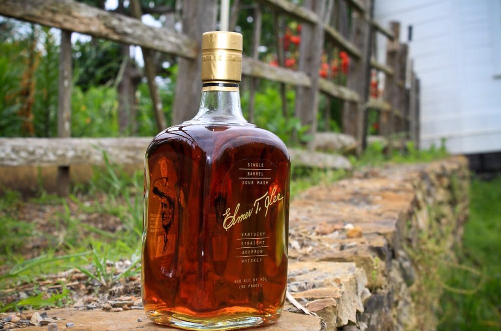 Burying Bourbon