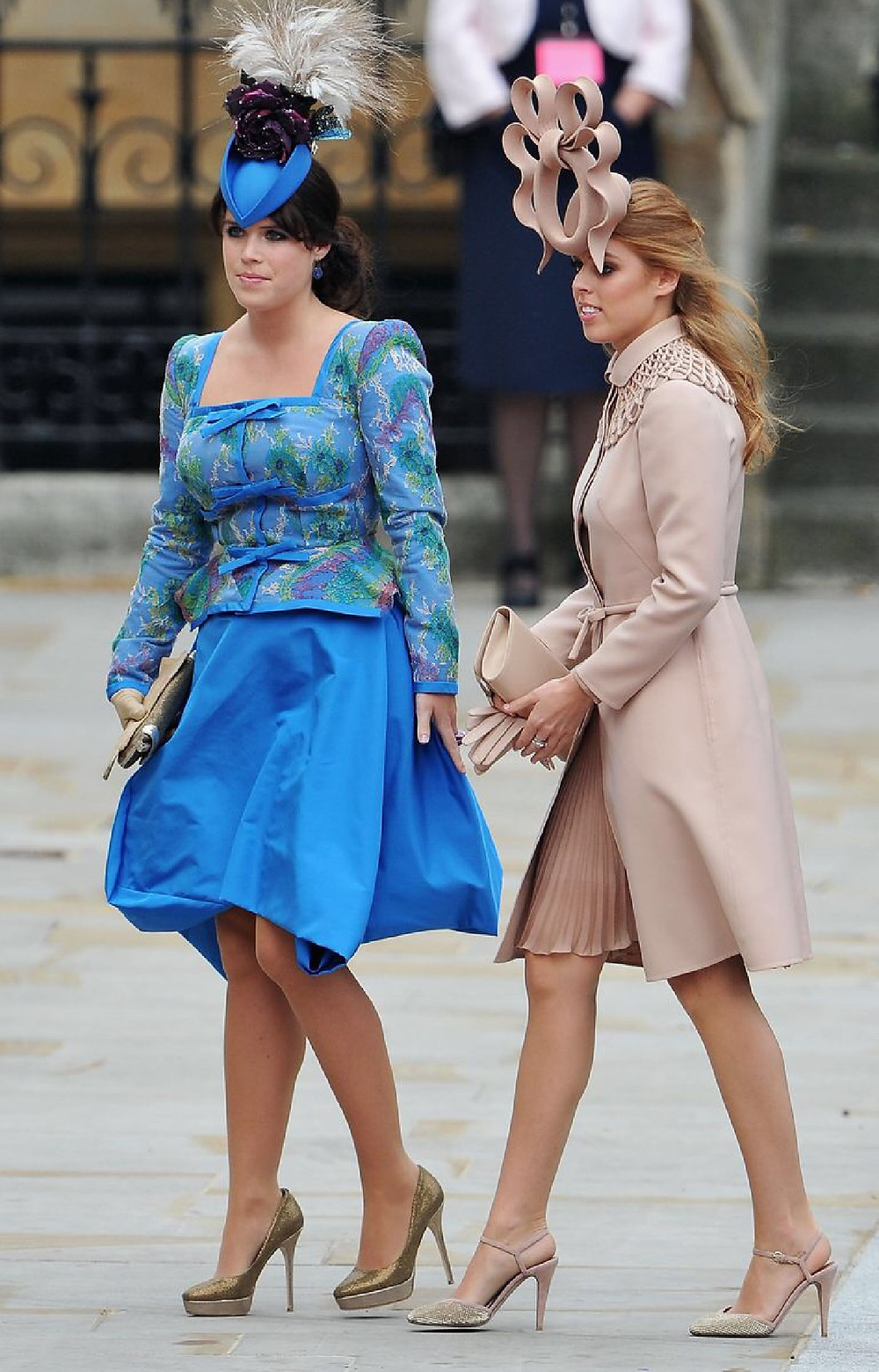 Princess Beatrice & Princess Eugenie - Getty Images