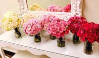 Ombre Bridesmaid Bouquet