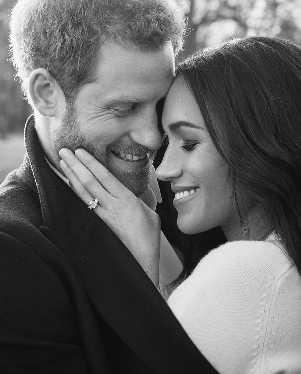 Alex Lubomirski - Megan & Harry Engagement