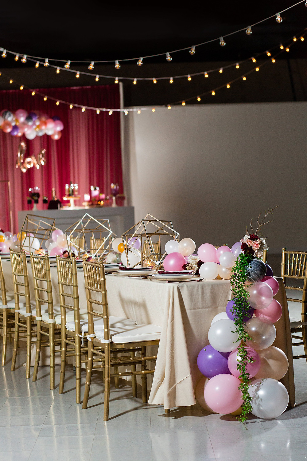 Music City Event Center - Wedding Design