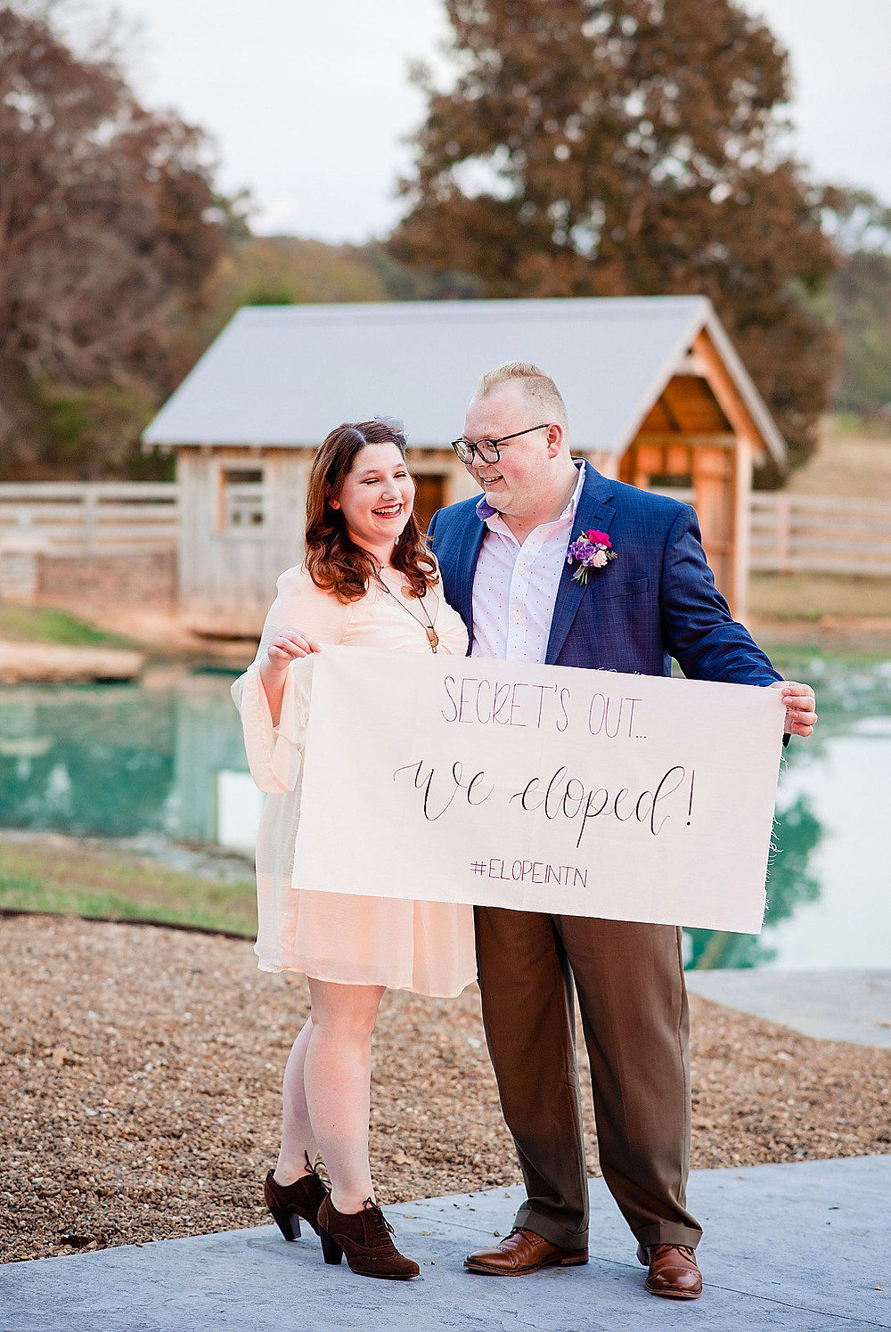 Elope in Tennessee