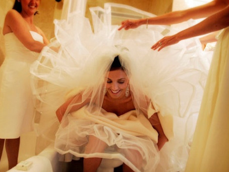 Here Goes The Bride