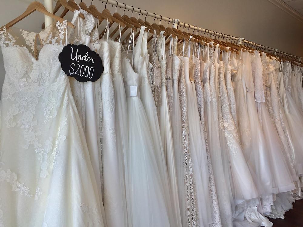 Fabulous Frocks - Under $2000 wedding dress