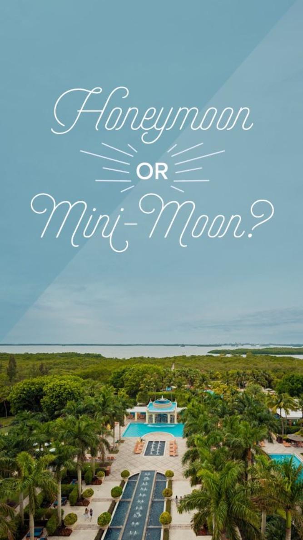 Mini-Moon or Honeymoon