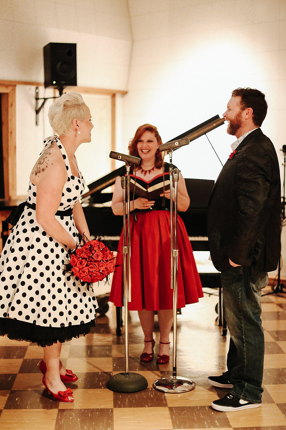 RCA Studio B Wedding