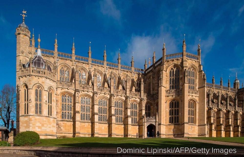 Windsor Castle - Getty Images