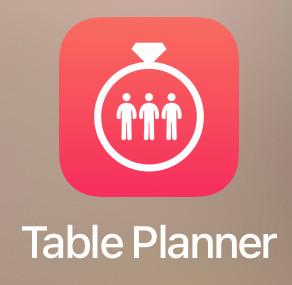 Table Planner App