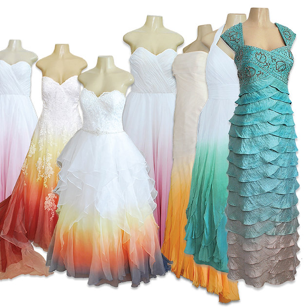 Ombre Dyeing Nashville Wedding Planner Weddings Events By Raina