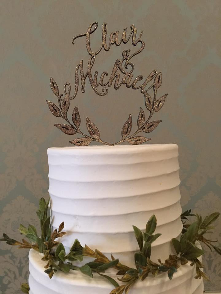 Eden Ingle Photo - Cake Topper