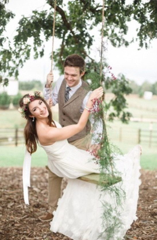 Boho Nashville Wedding