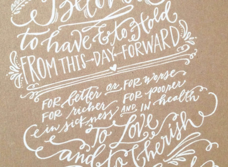 Write Your Own Ceremony Vows