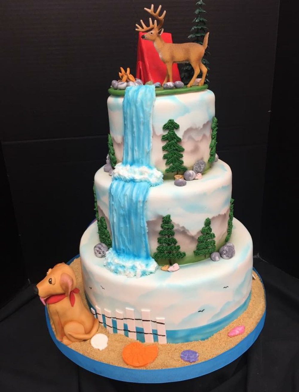 Jo's Custom Cakes & Catering