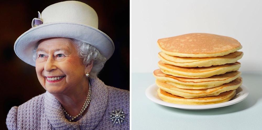 Queen Elizabeth - Scotch Pancakes - Getty Images