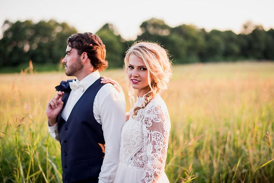 Romantic boho wedding Nashvile