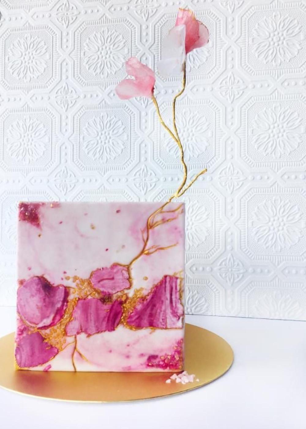 kintsugi cake - Have Some Cake