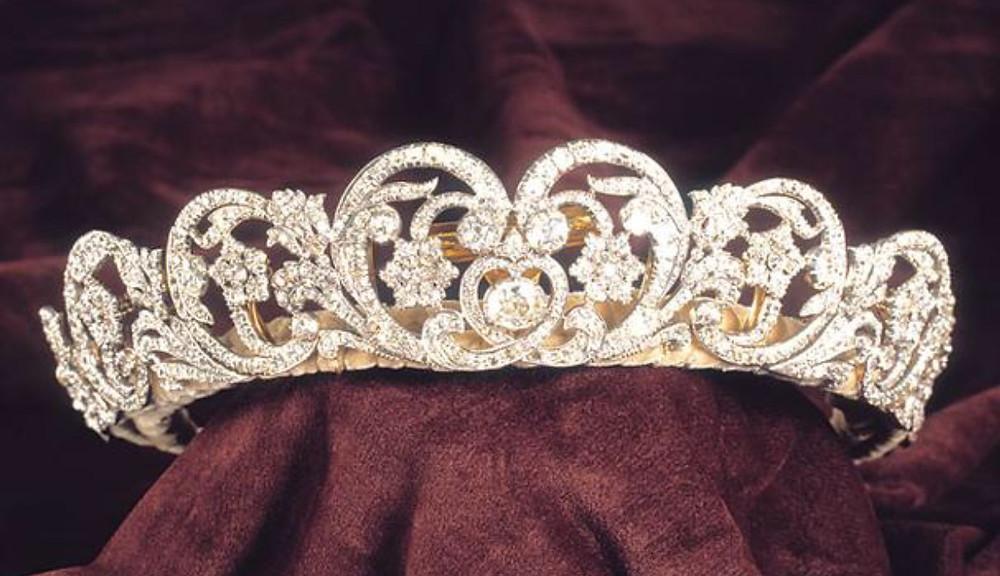 Spencer Tiara - Princess Diana