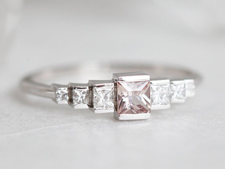 30 Non-traditional Engagement Rings We Love