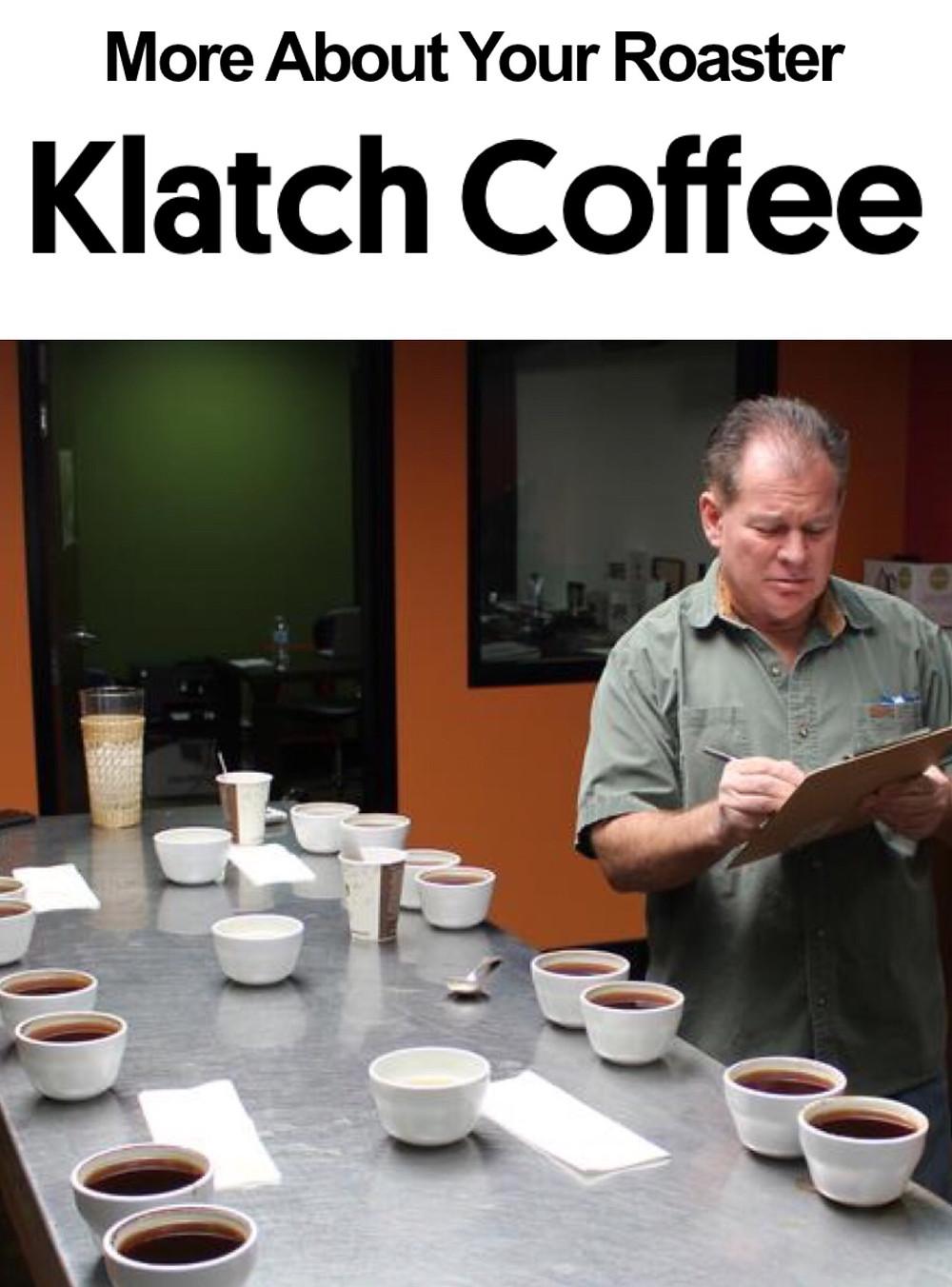 Klatch - Trade Coffee Subscription