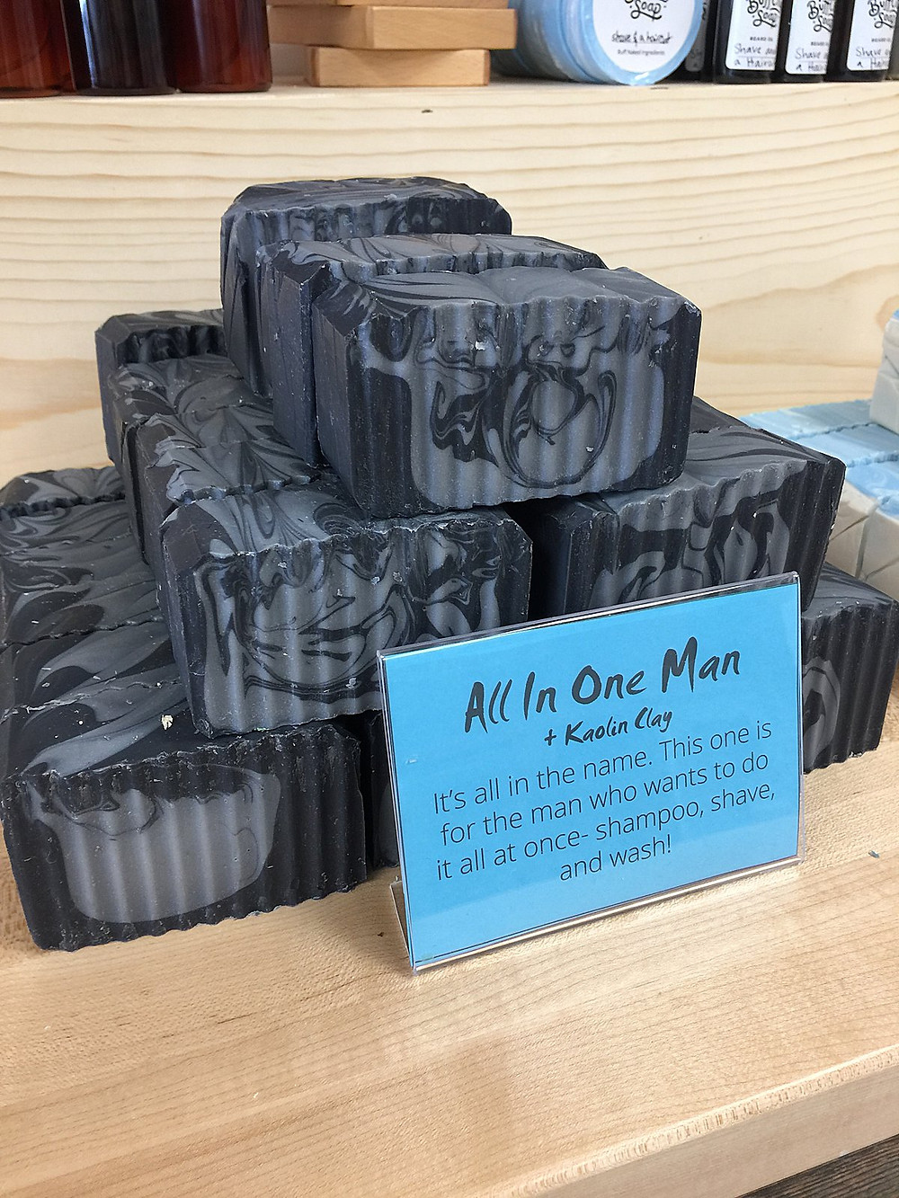 Buff City Soap - All In One Man