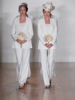 Bridal Pants Suit