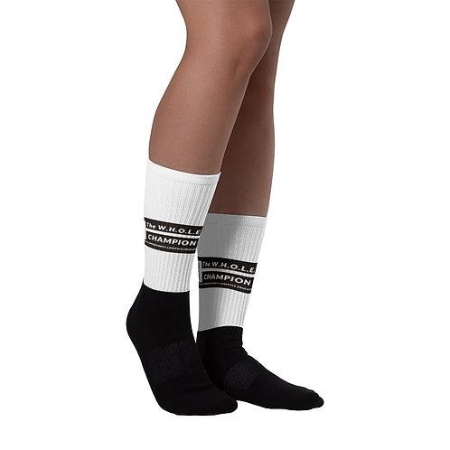 W.H.O.L.E. Socks