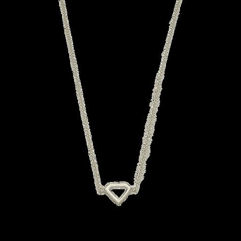 ketting met hanger diamant