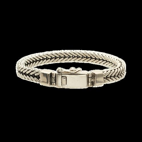 armband zilver buddha styl