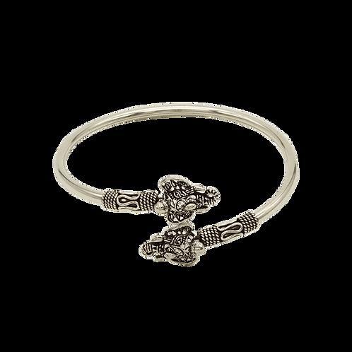 armband zilver olifant