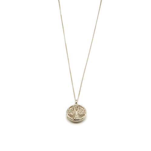 ketting zilver tree of life