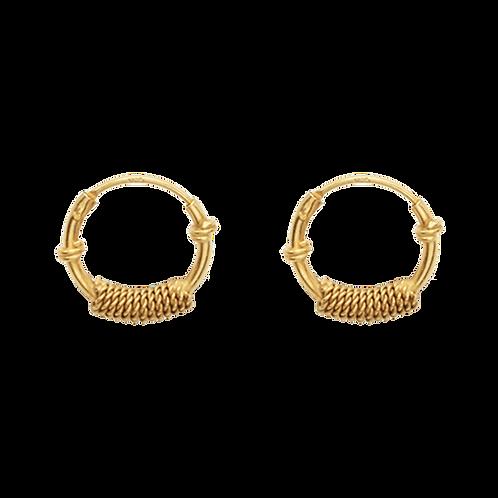 oorbellen goud creolen