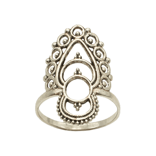 ring zilver india