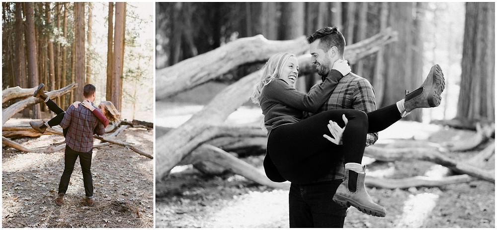 Yosemite wedding and engagement photographer Mountainaire Gatherings