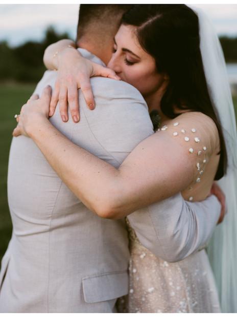 Alexis & Leif's Upstate Vineyard Wedding