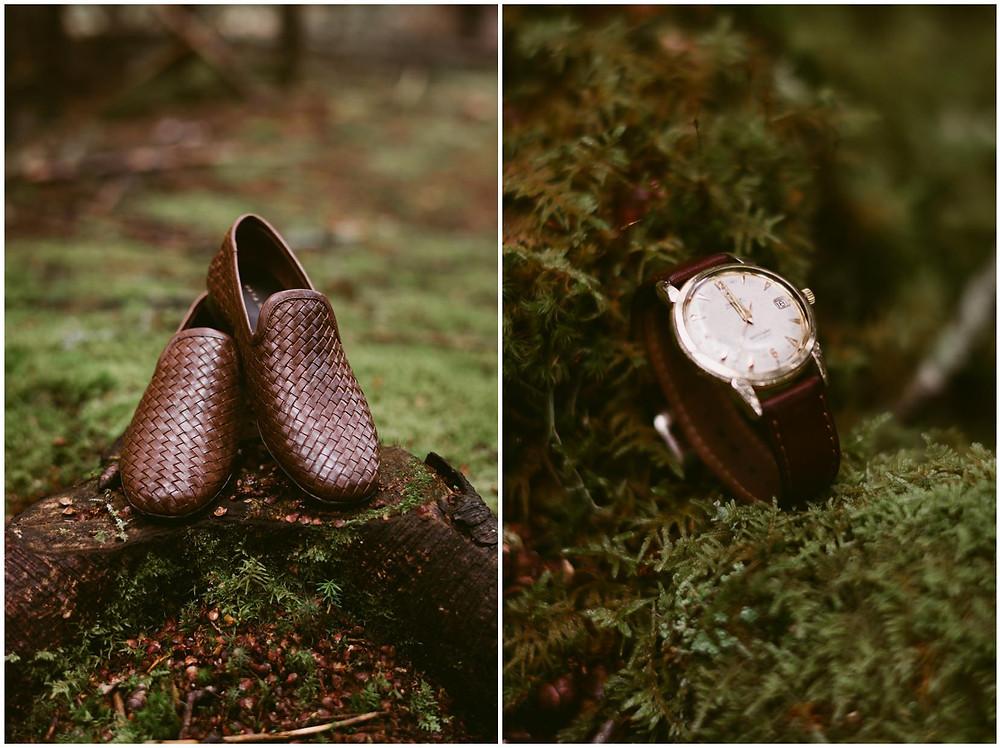 Adirondack elopement photography