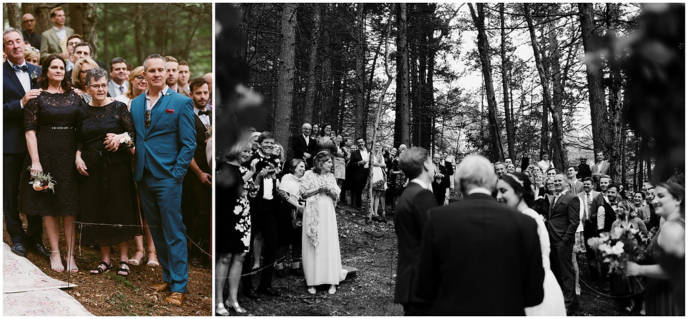 adventurous wedding in the catskills