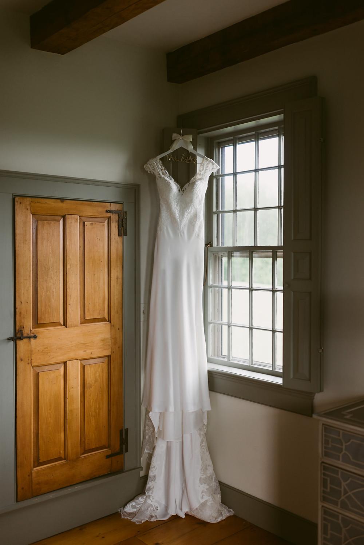 Formal Spring Wedding in Saratoga Springs, NY