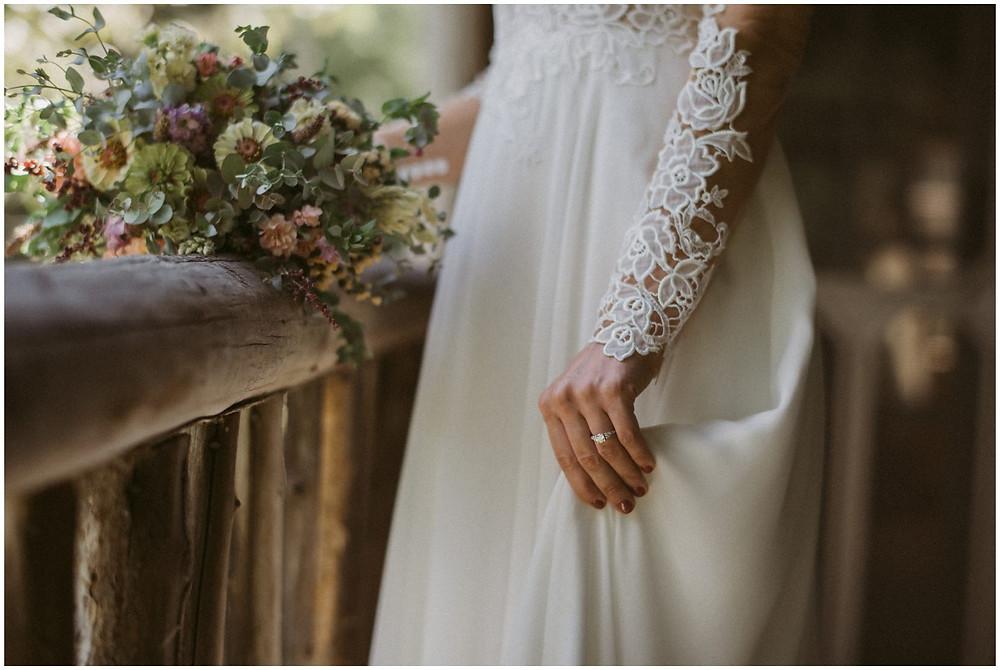 lodge wedding photography