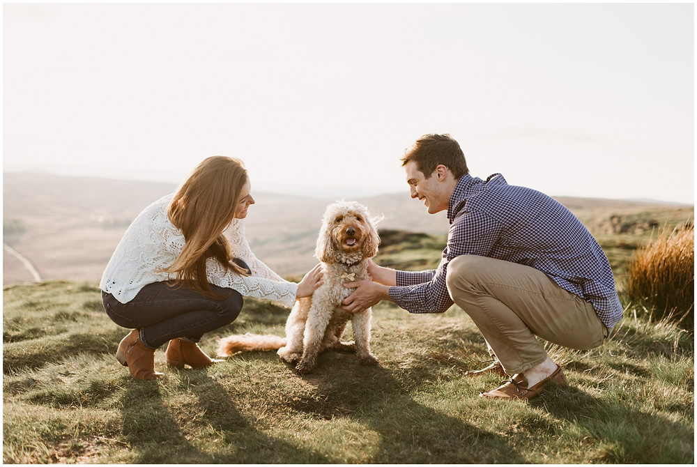 Sheffield elopement photographer Mountainaire Gatherings