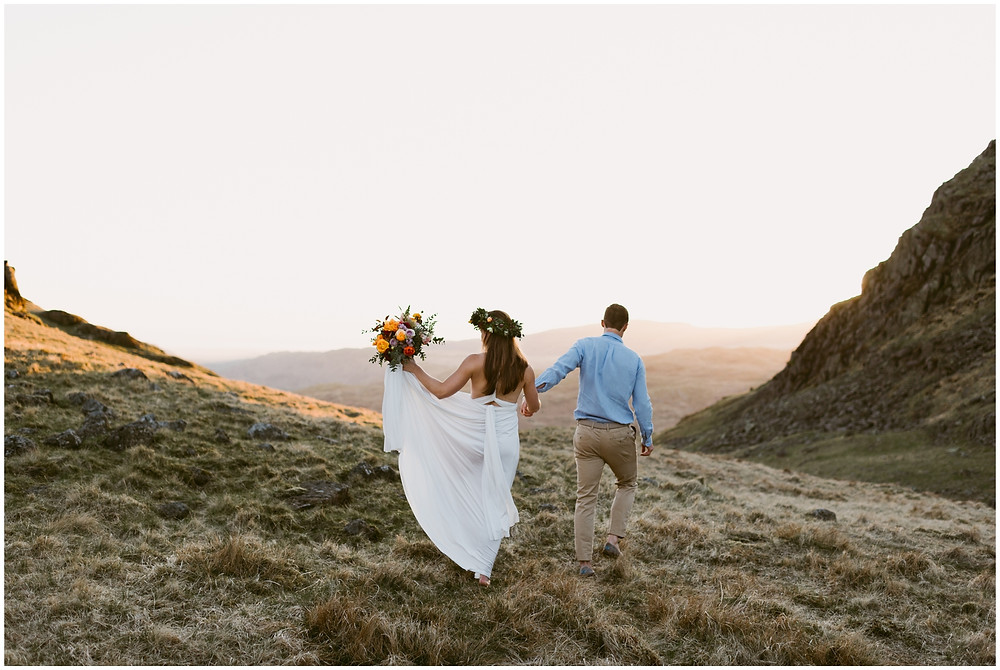 Lake District, UK wedding photography
