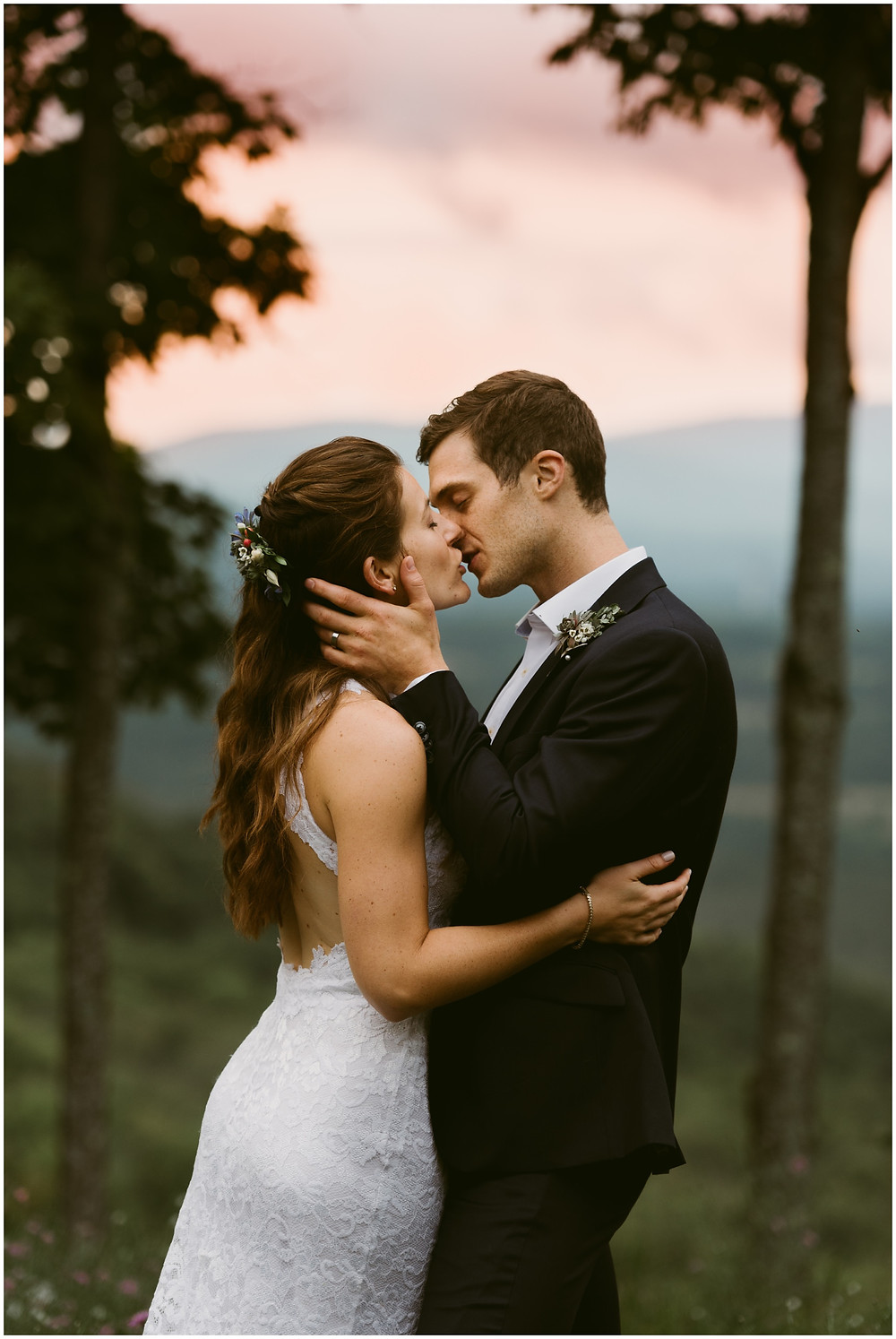 pacific northwest wedding and elopement photographer