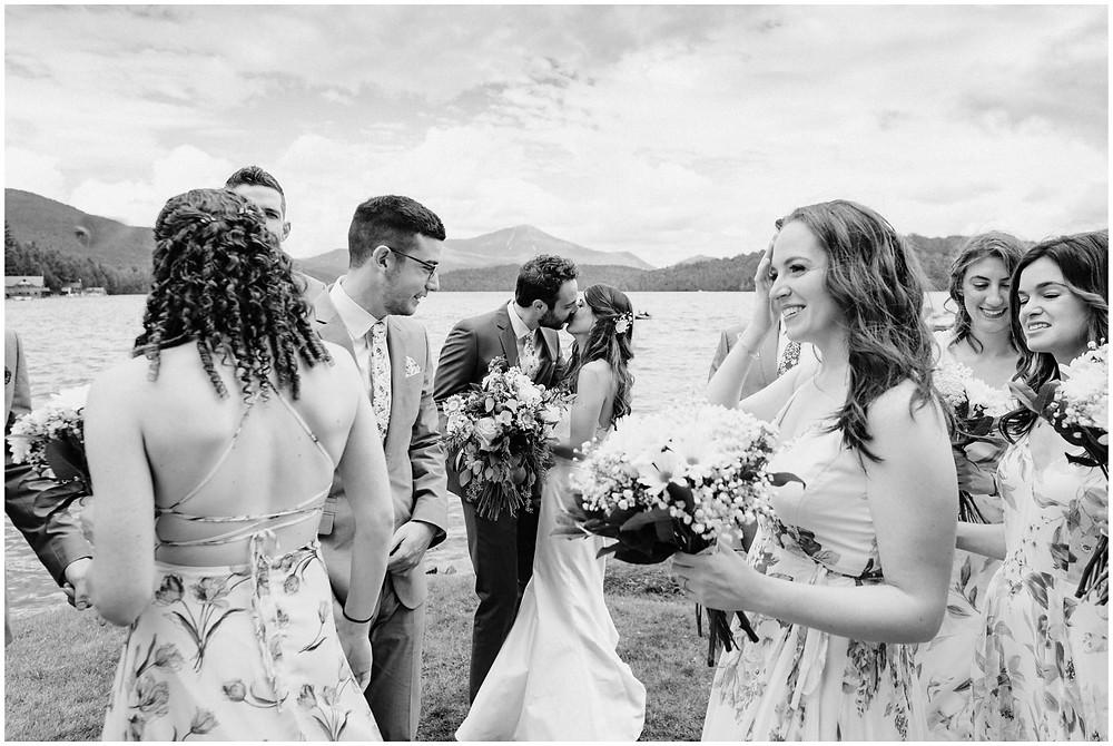 Alaskan elopement