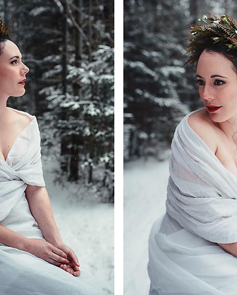February Challenge : Glamour Portraits