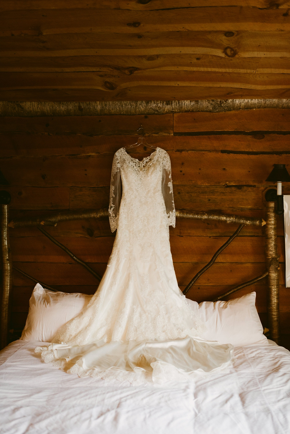 Intimate Winter Wedding at the Lake Placid Lodge by Mountainaire Gatherings